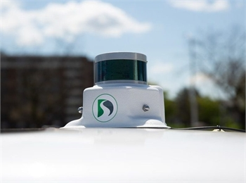 Magnetic Lidar Mount from Dataspeed, Inc.